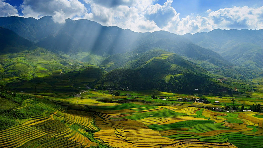 SAPA HANOI HALONG PACKAGE