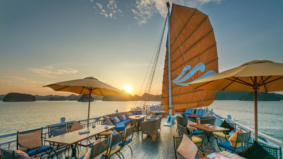 Paradise Luxury Cruises  (strongly recommended - Discovering Ha Long Bay)