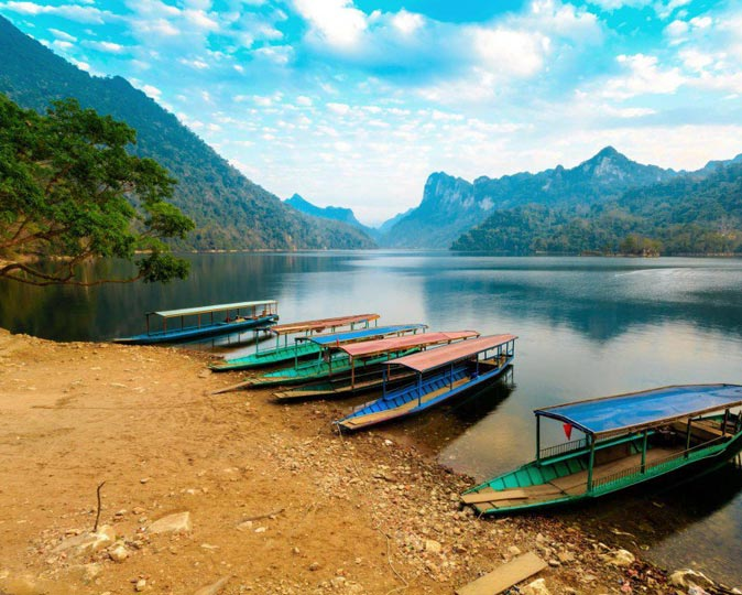 Hanoi - Ha Giang - BaBe Lake (4Days 3Nights)